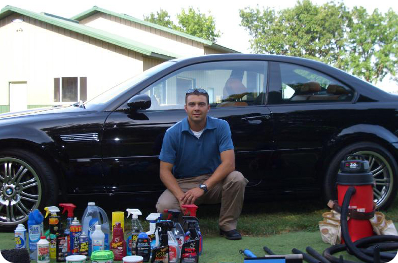 Car Detailing - How to start a car detailing business
