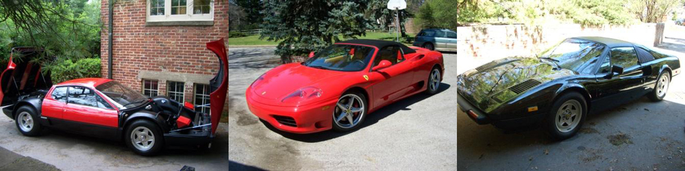 Car Detailing business Idea - Ferarri