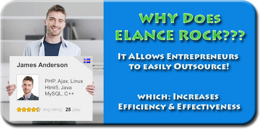 Why Elance Rocks and How to Easily Outsource Your Work
