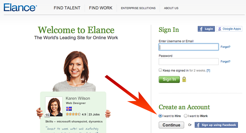 Why Elance Rocks and How to Easily Outsource Your Work ...