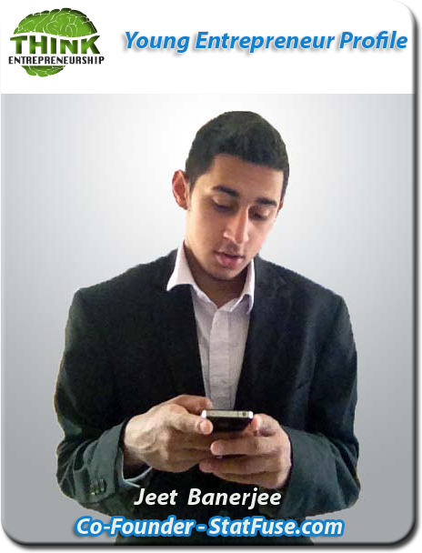 Jeet Banerjee - Co-Founder StatFuse.com