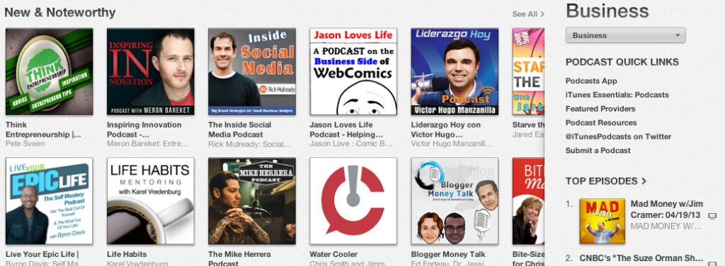 Think Entrepreneurship  - Top Business Podcast