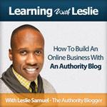 top podcasts for entrepreneurs - leslie samuel