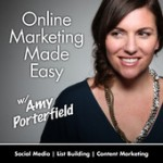 amy Porterfield top podcasts for entrepreneurs