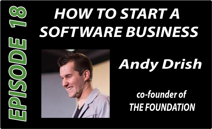 how to start own software company