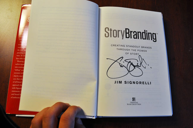 story-branding-jim-signorelli-business-book