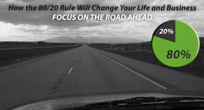 How the 80/20 Rule Will Change Your Life and Grow Your Business