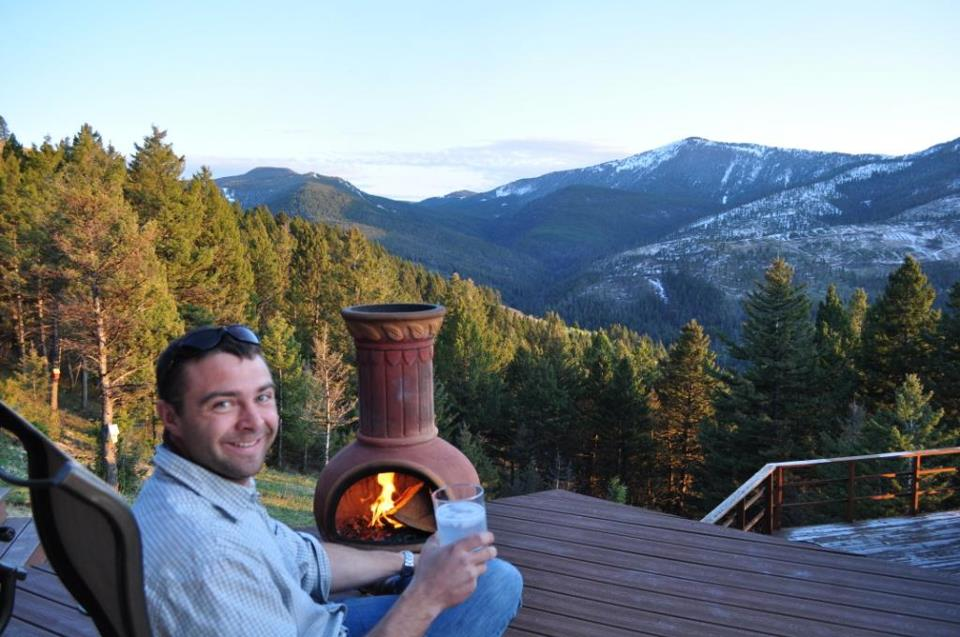Pete Sveen - Bozeman, Montana