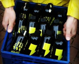 UEL ZING coffee bottle case