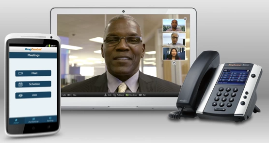 RingCentral HD Video Meeting