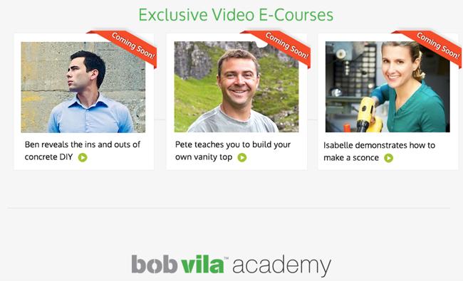 Membership courses