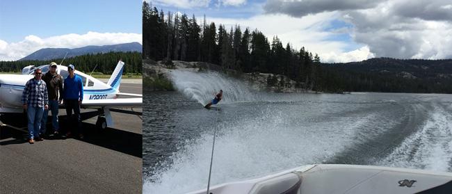 Lake Tahoe Trip