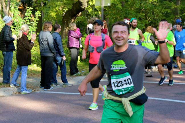 Marathon-entrerpeneur
