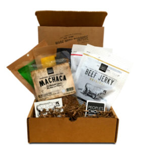 Beef Jerky Gift Boxes