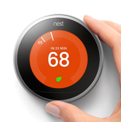 Nest Thermostat gift ideas