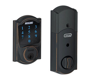 Schlage Touchscreen Lock
