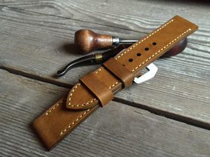best leather watch straps
