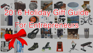 Holiday Gift Guide : 100 Gift Ideas for Entrepreneurs