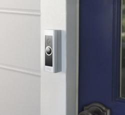 Door bell ring