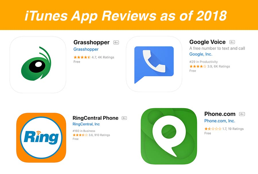 Best 800 number service smart phone apps