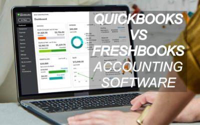 Quickbooks vs Freshbooks: The Best Accounting Software for Entrepreneurs (2020)