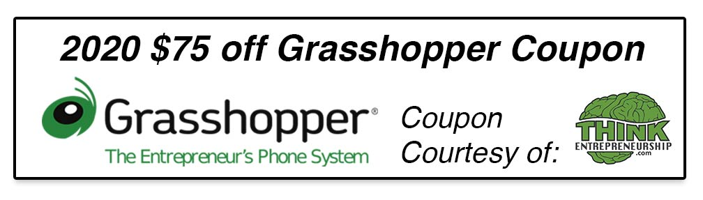2020 Grasshopper Best 800 Number Service Coupon Code