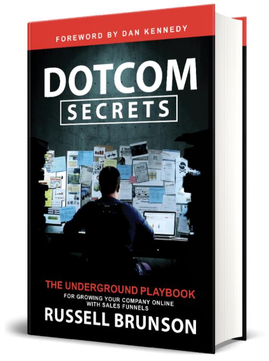 dotcom secrets for entrepreneurs