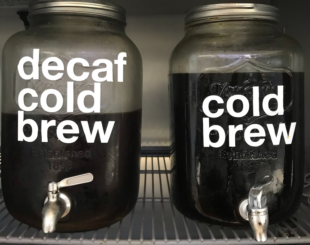 Decaf Cold Brew Coffee Life Hacks