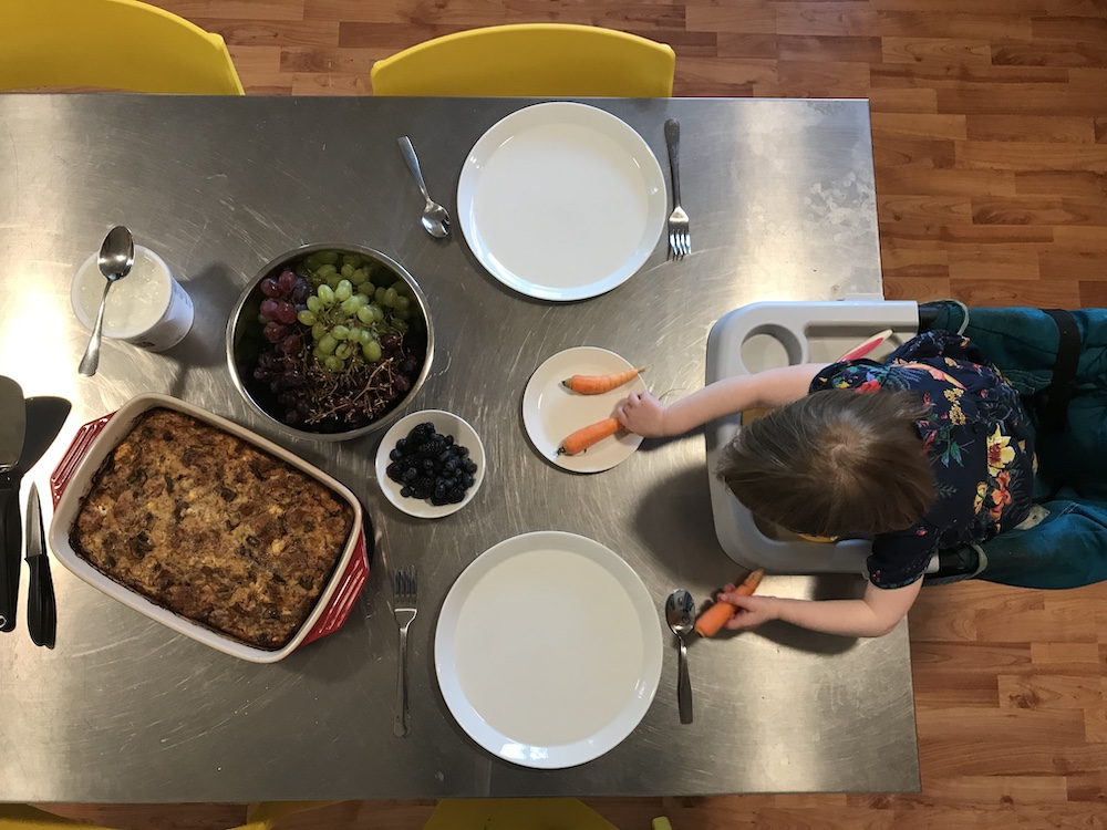 Grateful Dinner Life Hacks