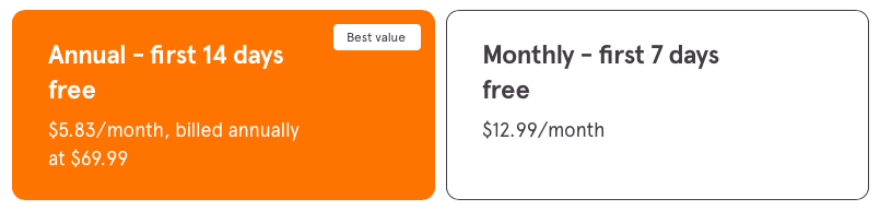 Get Motivated Learning Apps Headspace Pricing
