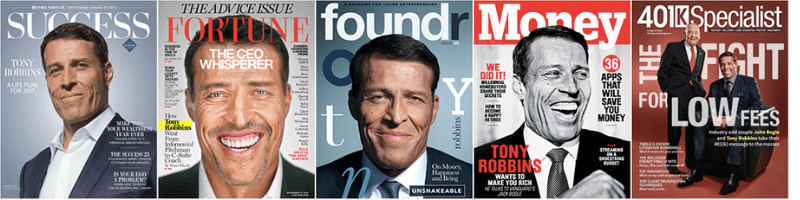 Get Motivated Learning Apps Tony Robbins Magazines